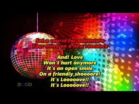 The Love Boat - (Karaoke HD) Jack Jones