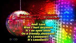 The Love Boat - (Karaoke HD) Jack Jones