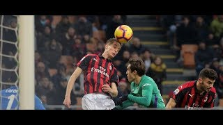 Download Video Andrea Conti Finally Has Some Minutes After Recovery MP3 3GP MP4