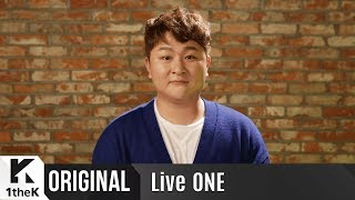 LiveONE(라이브원): Full ver. HuhGak(허각) _ Empty words(흔한 이별)