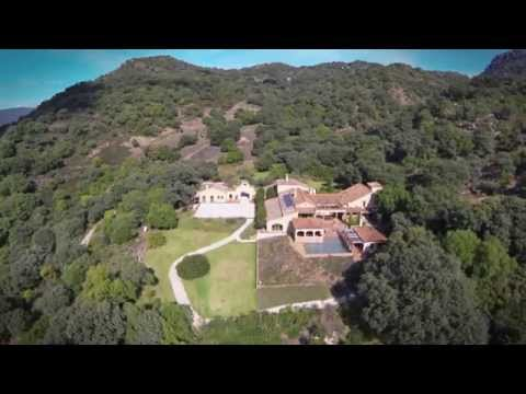 Private and luxurious 96.000m2 country estate for sale in Gaucin, Spain