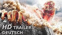 ATTACK ON TITAN (Realfilm) | Offizieller [HD] Trailer [Deutsch/German] | Monsterfilm