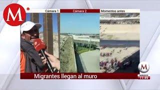 Agradecemos a los mexicanos pero ya no queremos estar acá: Migrante thumbnail