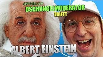 Dschungel Moderator VIP Talk | Treffen mit Albert Einstein | Der HON Reisen