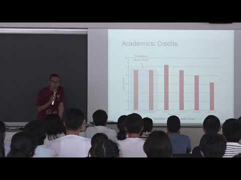 Waseda University FSCI OpenCampus 2018 Student Life Introduction