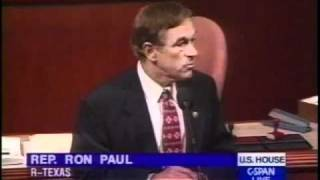 """Classic Ron Paul: """"Osama bin Laden was our good friend because he was a freedom fighter"""""""