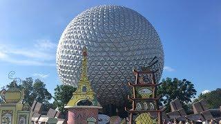 Epcot | Walt Disney World Vlog October 2018