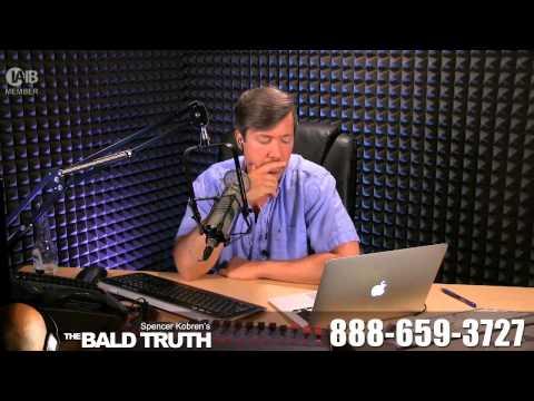 Spencer Kobren's The Bald Truth Ep. 42 - Generic vs Name Brand 7-31-12