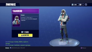 Shop on May 13on Fortnite - we buy the new skin!!