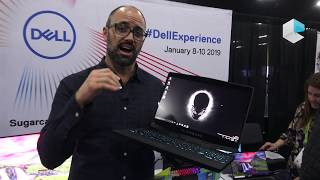 DELL Alienware M15 with Nvidia Geforce RTX 20 series (up to 2080 Max-Q)