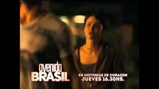 Promo Avenida Brasil Capítulo 49 (20-02-2014) - Telefe HD (Argentina)