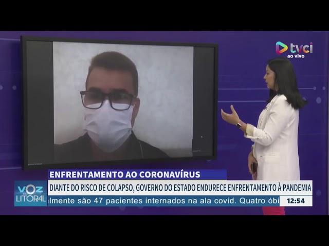 ENFRENTAMENTO AO CORONAVÍRUS
