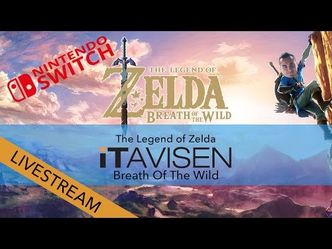 Breath Of The Wild - Norsk Livestream