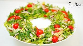 """Салат """"ГАВАЙИ"""" с ветчиной БЕЗ майонеза - Обалденно вкусный салат"""