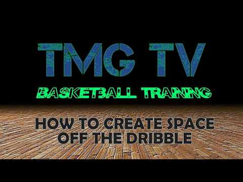 How To: Create Space Off The Dribble | Basketball Training