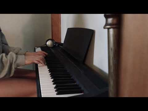 Space Cowboy | Kacey Musgraves piano cover