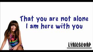 Michael jackson - you are not alone lyrics (cover by jada facer)