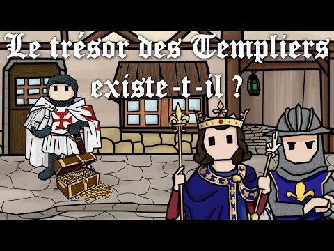 Le trésor des Templiers existe-t-il ?