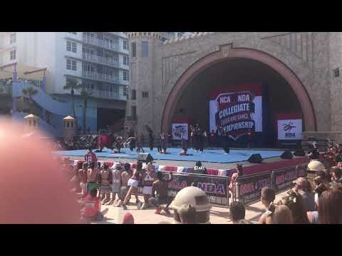 Navarro College Cheer Daytona 2018