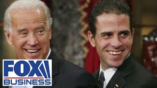 Sen Johnson on Hunter Biden report: I think we've caught Biden in a lie