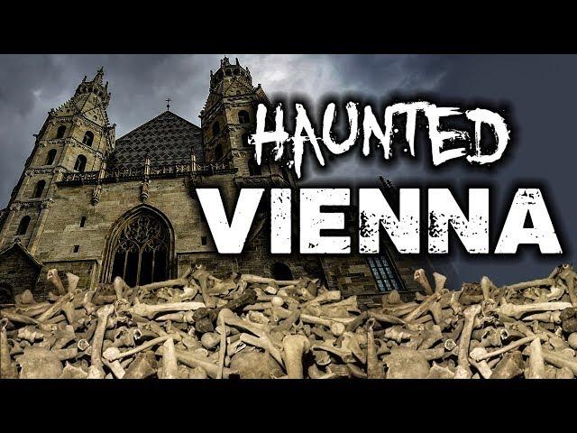Haunted Places in Vienna, Austria   Creepy Catacombs