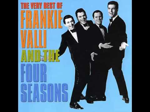 Frankie Valli I Love You Baby