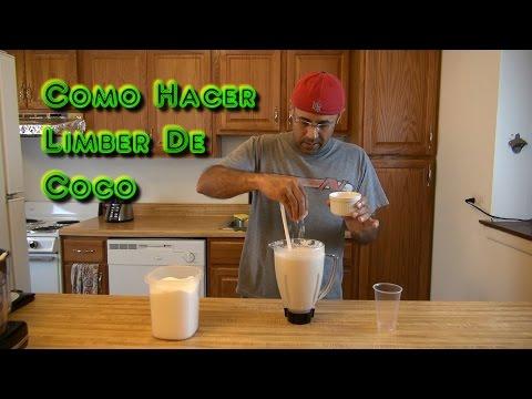 Limber De Coco - Tradición Puertorriqueña