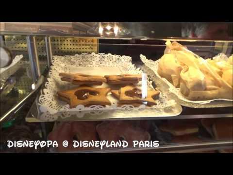 Disneyland Paris Cable Car Bake Shop Restaurant 2017 DisneyOpa