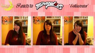 Download ★Luna-TK Reacts to Miraculous! (Evillustrator)★