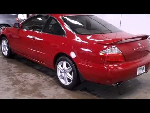 2003 acura cl type s in green oh 44312 youtube. Black Bedroom Furniture Sets. Home Design Ideas