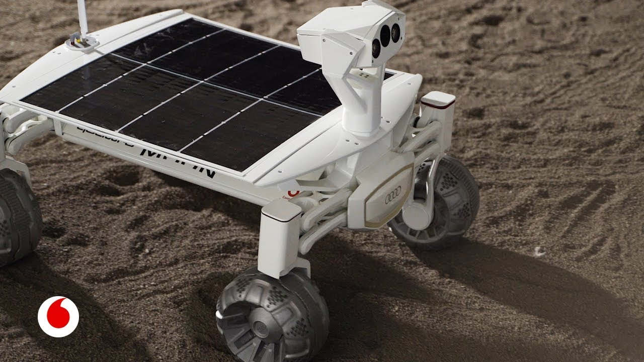 Conexión 4G en la Luna para el primer vuelo privado