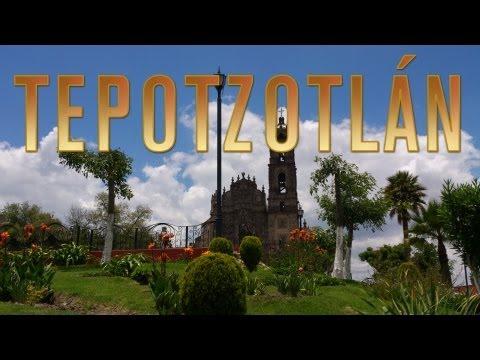 Breve visita a Tepotzotlán - Pueblo Mágico del Estado de México