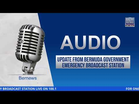 9-9.10PM BELCO Update | Audio Rebroadcast of Govt Emergency Station 100.1, Sept 13 2020