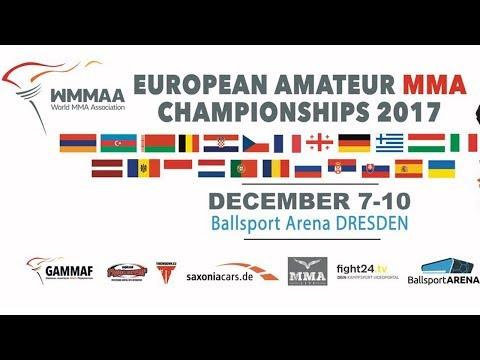 Чемпионат Европы WMMAA, 9-е декабря, 17:30 GMT