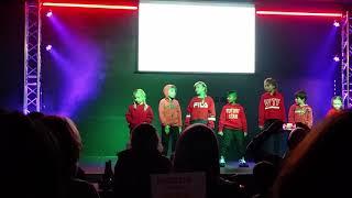 Ashwyn's hip hop  dance 2018