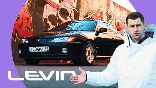 Тойота Королла Левин: медитативный постновогодний обзор