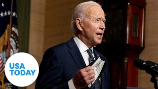 President Biden details his conversation with Putin and US' relationship with Russia | USA TODAY