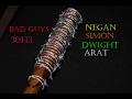 The Walking Dead-Negan/Simon/Dwight/Arat Tribute-BAD GUY-30H!3