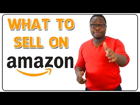 What Can You Sell On Amazon?