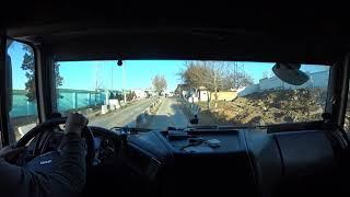 Дальнобой из России в Узбекистан Новогодний Рейс
