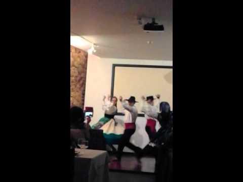 Danza di gruppo (Lisbona 28/12/2015)
