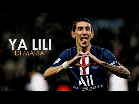 Angel Di Maria - 2018 Ya LILI - Skills & Goals | HD