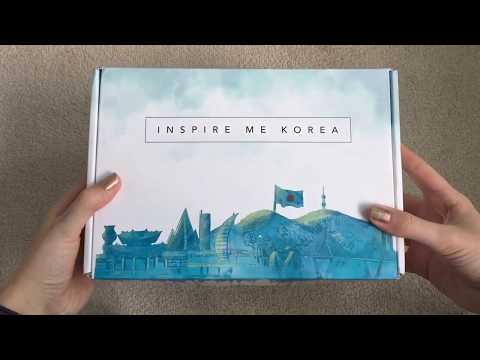 ♡Unboxing Monthly MUSIC Subscription Box from Inspire Me Korea!♡