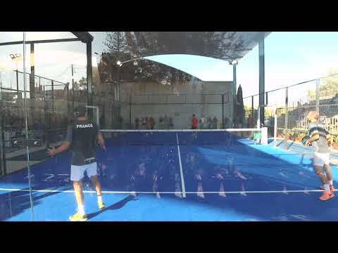 Demi-finale - Match 2 - Cepero / Santana vs Ritz / Scatena -