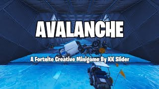 Avalanche Official Trailer! A Fortnite Creative Minigame. (Code in Description)
