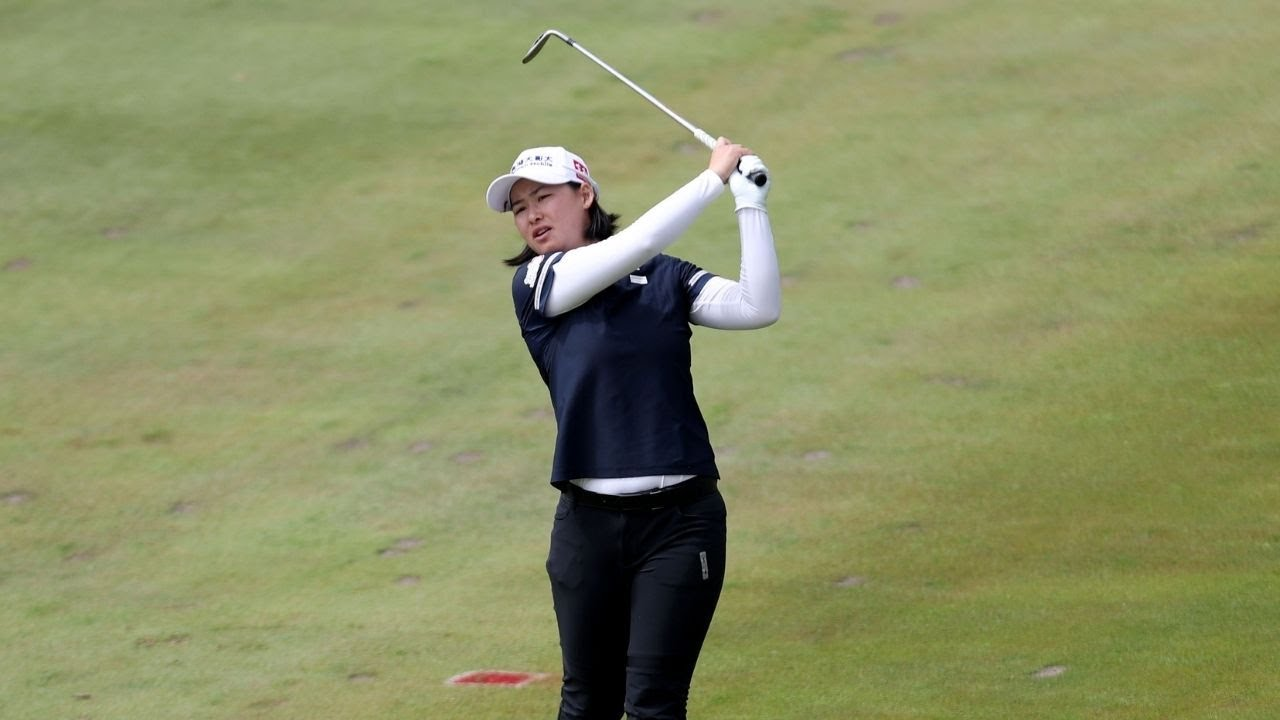 Min Lee   LPGA MEDIHEAL Championship Round 3 Highlights