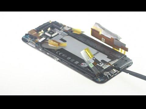 Loudspeaker for HTC One M9 Repair Guide