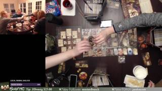 Alchemists Playthrough - Basket Family Board Gaming