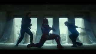 """FIGHT SCENE The Civil War Begins – 1st Trailer for Marvel's """"Captain America: Civil War"""""""