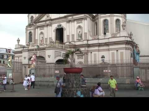 CHINA TOWN - Quiapo, Santa Cruz / Sebastian (MANILA Walk part1)